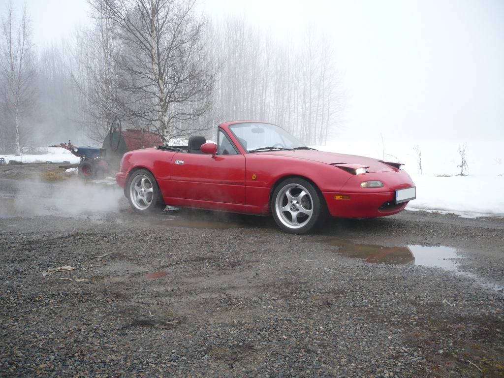 Rice Powa Mazda Mx 5 90